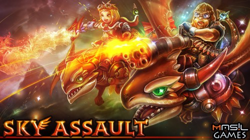 sky assault 3d mod apk for android